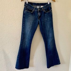 Lucky Brand Dungarees Bootcut Jeans Size 2/26